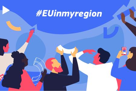 Al via la campagna #EUinmyregion 2020: racconta l'Europa nella tua regione