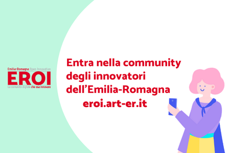 EROI - Piattaforma di open innovation dell'Emilia-Romagna