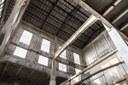 Centrale ex Enel: lo spazio che ospiterà la sala spettacolo