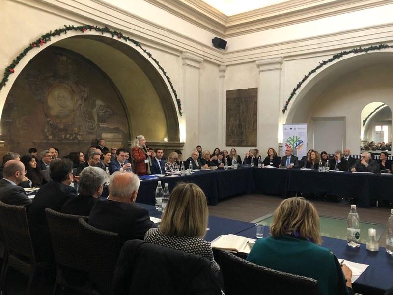 L'intervento di Adelina Dos Reis, DG occupazione, affari sociali e inclusione della Commissione europea