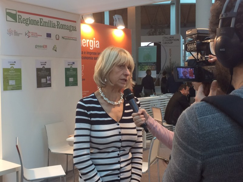 Intervista all'Assessore Palma Costi