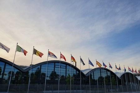 Inaugurazione del Data Centre del Centro meteo europeo al Tecnopolo di Bologna - 14 settembre 2021