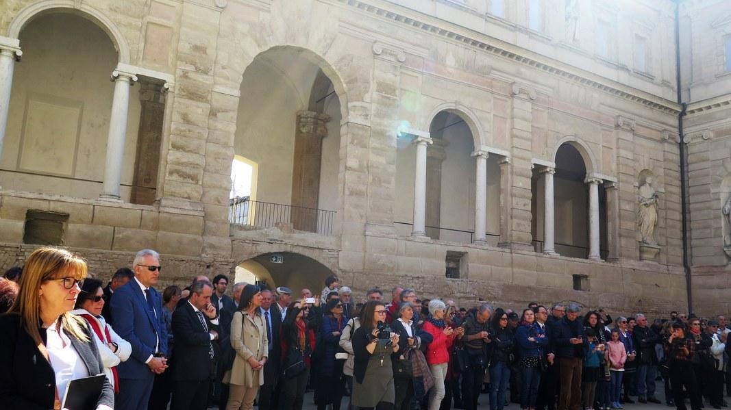 Apertura al pubblico dei Chiostri di San Pietro
