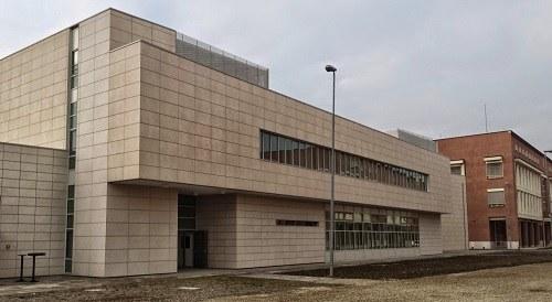 La nuova sede del Tecnopolo - Esterno
