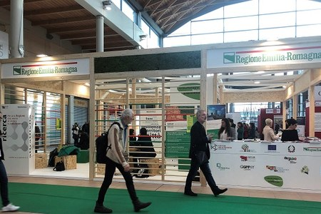 La Regione Emilia-Romagna alla fiera Ecomondo 2019