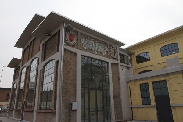 La facciata dell'edificio dopo i lavori
