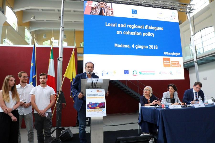 Filippo Sala, responsabile corso ITS Maker Modena - progetto Z.E.K. Zero Emission Kart