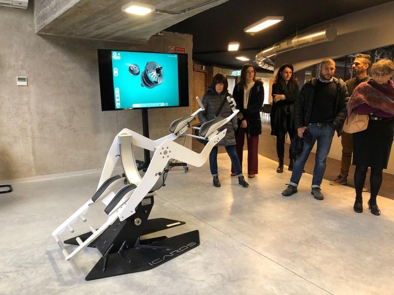 Simulazioni di realtà virtuale