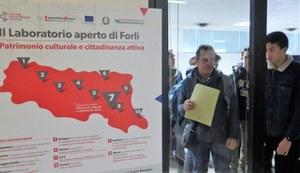 Open Day al Laboratorio Aperto di Forlì il 13/12/2019