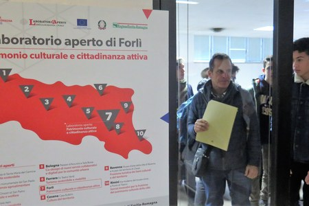 Open Day al Laboratorio Aperto di Forlì il 13/12/2019
