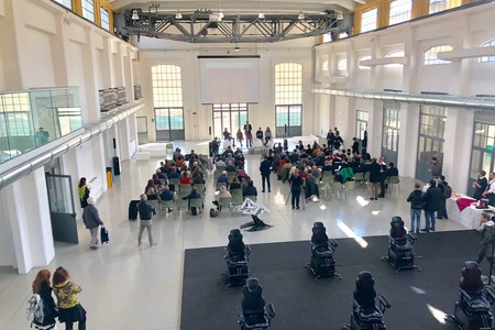 Open day al Laboratorio aperto di Modena