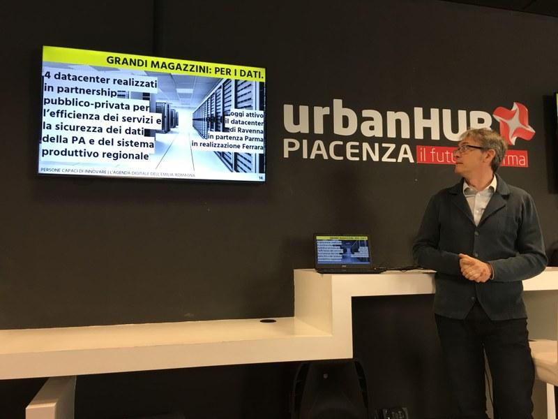 Giovanni Grazia, coordinamento Agenda digitale Emilia-Romagna