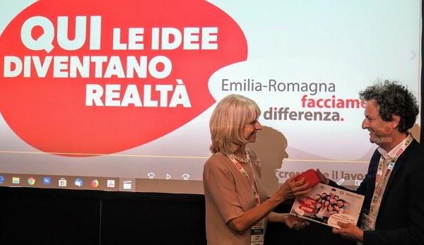 Comune di Comacchio per il progetto di valorizzazione delle Valli di Comacchio.JPG