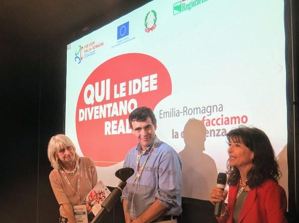 Prof. Sforza di Università di Parma per il progetto Smart Wheat.JPG