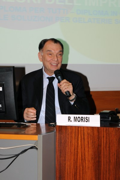 Roberto Morisi, responsabile Risorse umane Carpigiani Group