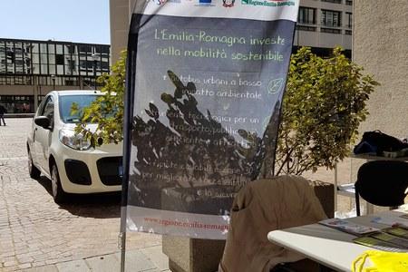 Settimana europea della mobilità: a Bologna il Mobility Village