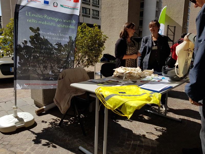 Infopoint Por Fesr presso Regione Emilia-Romagna