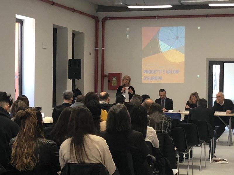 La conferenza inaugurale del 25 marzo 2019
