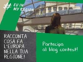 #EUinMyRegion: ultimi giorni per partecipare al concorso