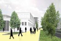 Modena, nuovi lavori nel parco della creatività