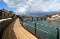 Apre a Rimini la passerella del Ponte di Tiberio