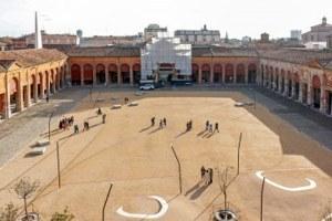 Inaugurato il quadriportico del Pavaglione di Lugo
