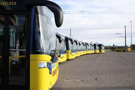 A Modena 20 nuovi bus urbani a metano