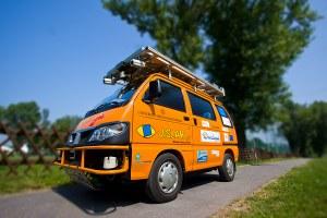 Al Tecnopolo di Parma nuova sede per VisLab