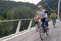 Più piste ciclabili in regione grazie ai Fondi europei