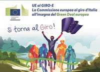 La Commissione europea torna al Giro d'Italia