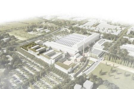 Tecnopolo di Bologna: via alla fase 2 nell'ex Manifattura Tabacchi