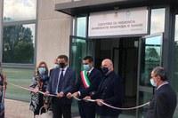 Tecnopolo di Ravenna, inaugurato il Centro di ricerca Ambiente Energia e Mare
