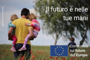 Al via la Conferenza sul futuro dell'Europa