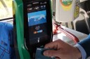 Sui bus il biglietto si paga con carta di credito