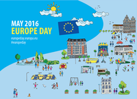 Festa Europa, i nostri appuntamenti