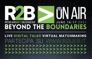 R2B OnAir 2021: oltre i confini del presente per disegnare il futuro