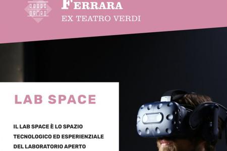 Laboratorio aperto di Ferrara, innovazione sostenibile nell'ex Teatro Verdi