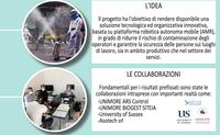 Bioecology Srl - Progetto Sanirobot: innovazione anti Covid-19